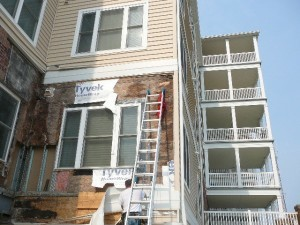 construction defect damage repairs in maryland